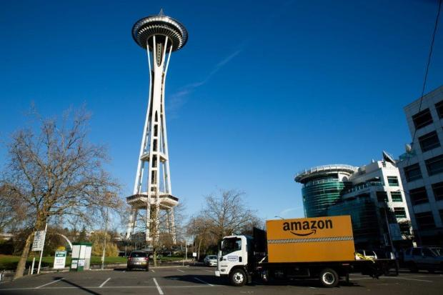 Are Amazon soon to take their same day delivery options global?