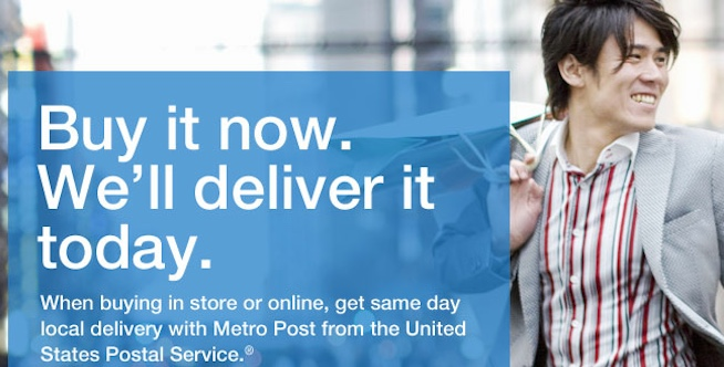 USPS to add same day delivery services in D.C. on January 15th