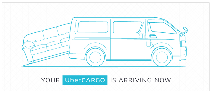 Uber Cargo Delivery