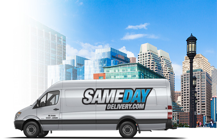 Become a Same Day Delivery Agent
