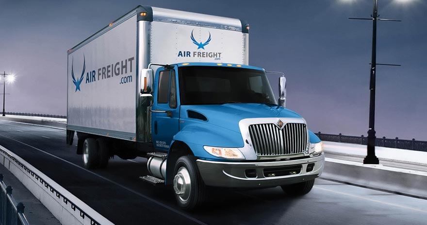 Expedited Straight Trucks