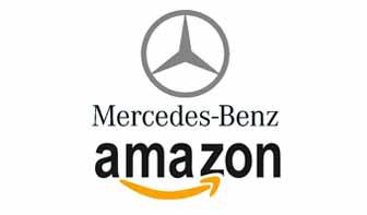 Amazonm Mercedes Sprinter Vans