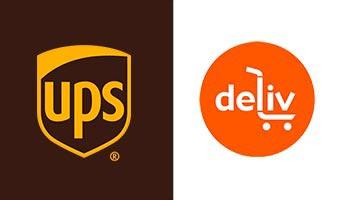 UPS Deliv