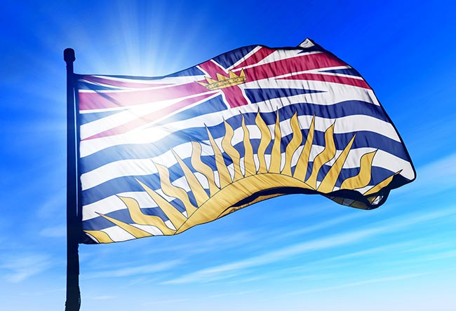Same Day Delivery British Columbia