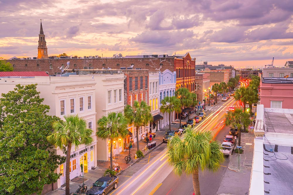 Same Day Delivery Charleston, South Carolina