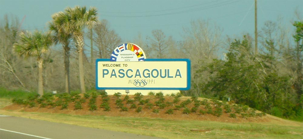 Same Day Delivery Pascagoula, Mississippi