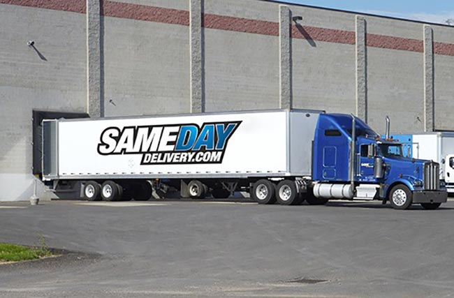 Same Day Delivery Services Quebéc