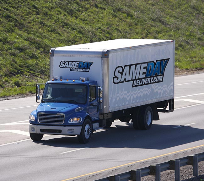 Same Day Delivery Columbia, South Carolina