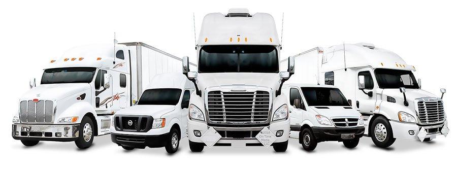 Expedited Carrier Trucks