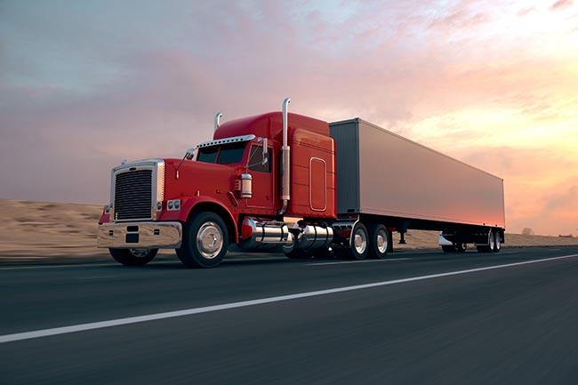 Overnight Trucking Service