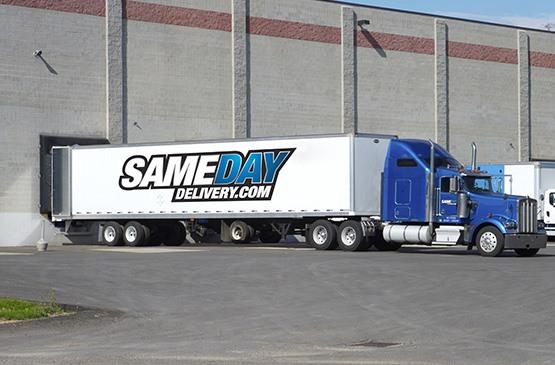 Same Day Truckload